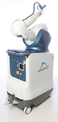 Mako's robotic arm